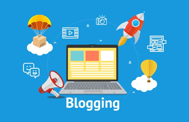 blog dynamic web